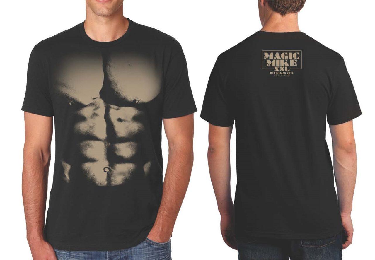 画像: ■商品名:シックスパック Tシャツ c2015 WARNER BROS. ENTERTAINMENT INC. RATPAC-DUNE ENTERTAINMENT,LLC