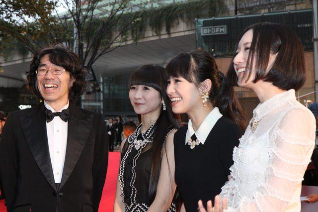 画像: 佐渡岳利監督 Perfume (C)2015 TIFF
