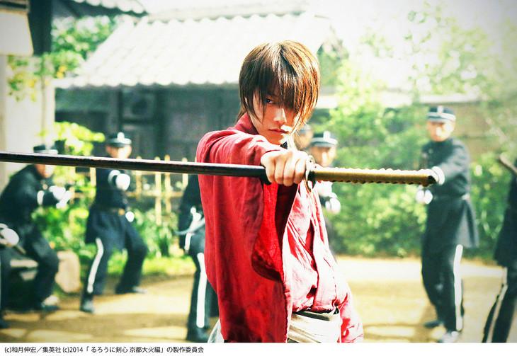 画像1: 「るろうに剣心」 (c)和月伸宏/集英社 (c)2012「るろうに剣心」製作委員会