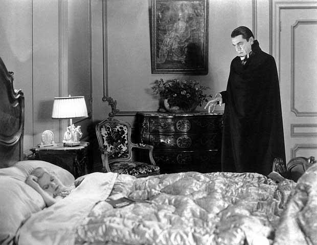 画像: Vampyr (1932) Dracula (1931)