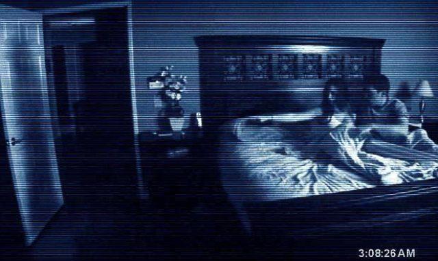 画像: White Zombie (1932) The Cursed Medallion/The Night Child (1975) The Descent (2005) Paranormal Activity (2007)