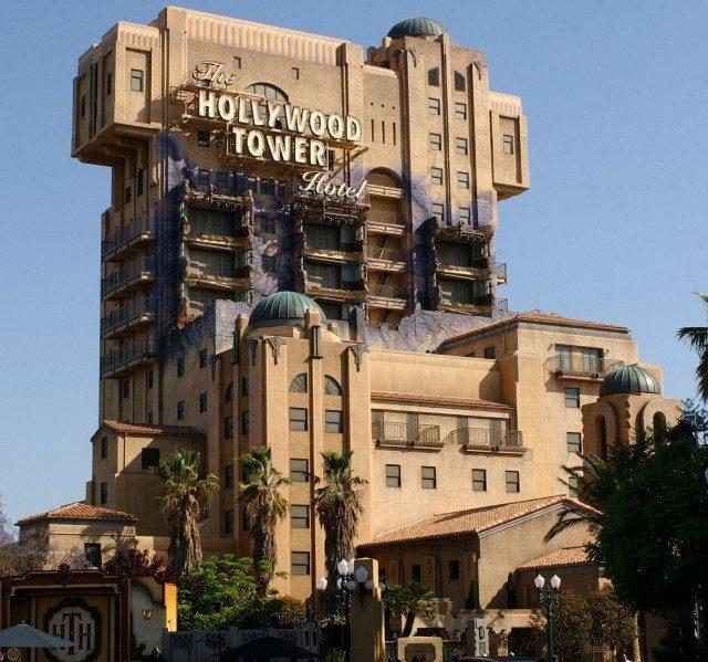 画像: シネマトゥデイ - ディズニーアトラクション「タワー・オブ・テラー」が映画に!