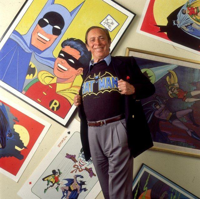 画像: シネマトゥデイ - 「バットマン」のクリエイター、故ボブ・ケインさんがハリウッド殿堂入り!