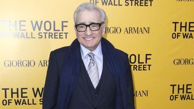 画像: Martin Scorsese Renews Deal With Paramount Through 2019
