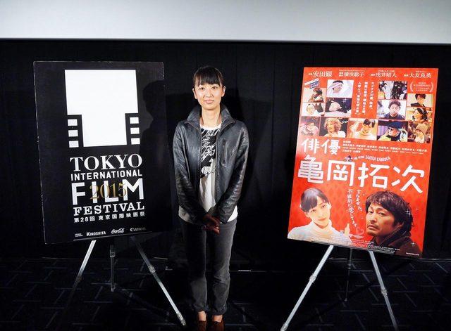 画像1: 横浜聡子監督