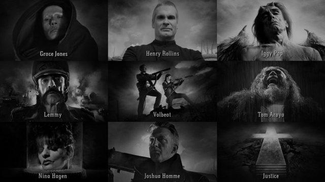 画像: 人類vs 邪悪なロックンローラー映画、予告編を公開