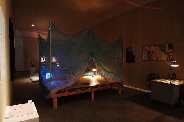 画像2: 「KAMA City Residency Biennale」会場風景 photo(C)mori hidenobu -cinefil art review
