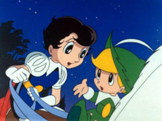 画像: (C)『リボンの騎士』 原作:手塚治虫 http://www.mushi-pro.co.jp/2010/09/リボンの騎士/