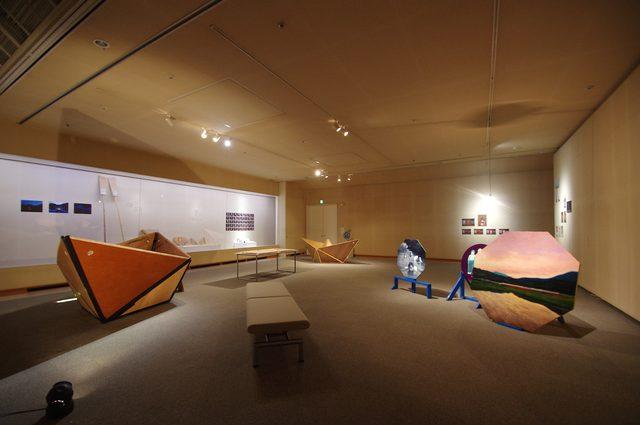画像1: 「KAMA City Residency Biennale」会場風景 photo(C)mori hidenobu -cinefil art review