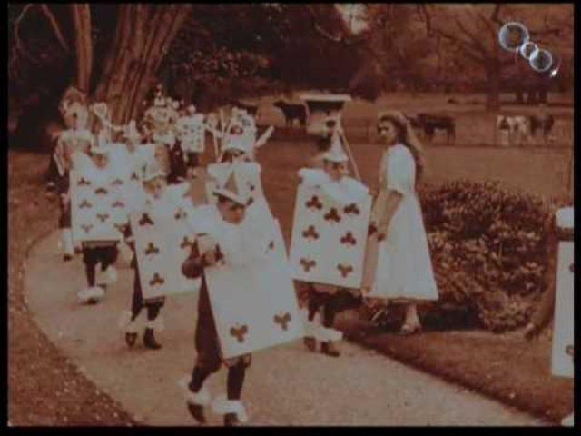 画像: なんと、1903年につくられた最古の『アリス・イン・ワンダーランド』の映像を英国映画協会が復元!かわいすぎ!-cinefil - シネフィル - 映画好きによる映画好きのためのWebマガジン