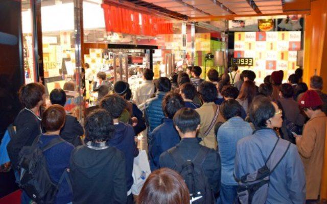 画像: ビートルズ、ベスト盤が世界同時発売 深夜の渋谷にファン集結
