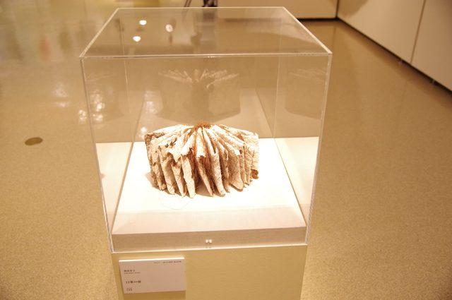 画像: -「12葉の冊」間島寿子  2015年 - photo(C)mori hidenobu -cinefil art review