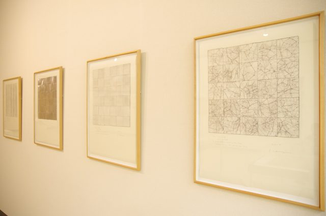 画像: -「Untitled:A Contemplation on shape」佐藤賢司  2015年 - photo(C)mori hidenobu -cinefil art review