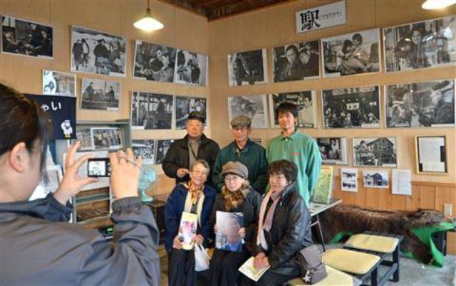 画像: 健さん、もう一度会いたい あす一周忌、道内で追悼の輪(北海道新聞) - Yahoo!ニュース