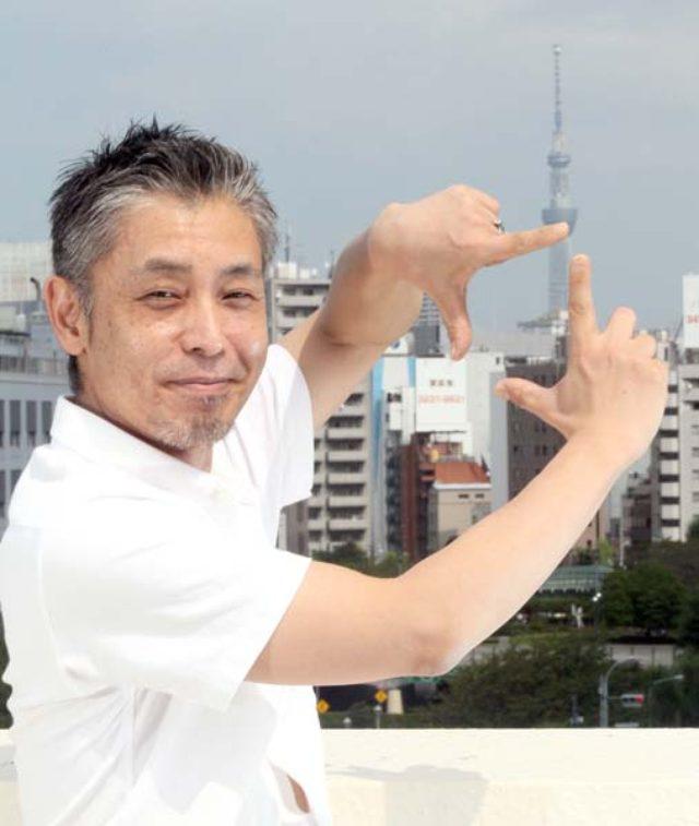 画像: 「自分を支えてくれる言葉」と橋口監督(C)日刊ゲンダイ http://www.nikkan-gendai.com/articles/view/geino/168631