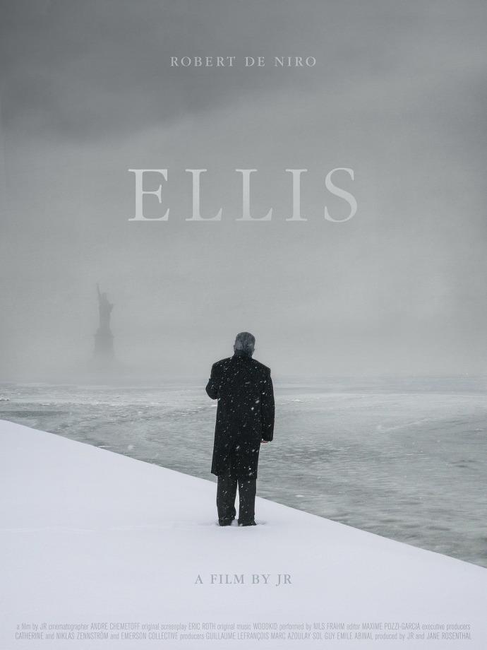 """画像: The """"Ellis"""" movie poster."""