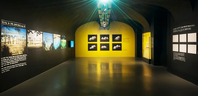 画像: MAK Exhibition View, 2015, STEFAN SAGMEISTER: The Happy Show, MAK GALLERY © MAK/Aslan Kudrnofsky