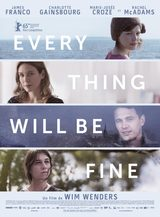 画像: ヴィム・ヴェンダース監督の新作3D映画『Every Thing Will Be Fine』最新予告解禁!心理描写を3Dで表現していくという実験。 - シネフィル - 映画好きによる映画好きのためのWebマガジン