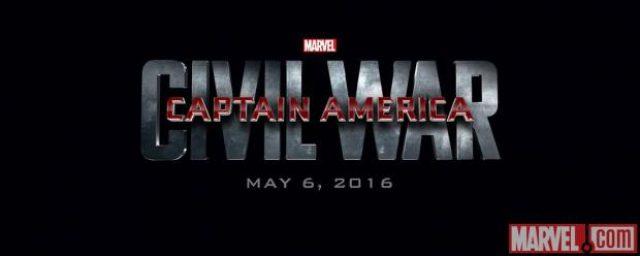 画像: Captain America: Civil War Trailer and Posters