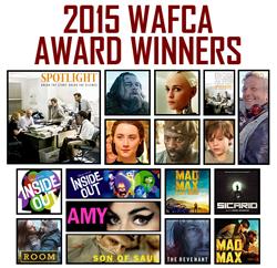 画像: 2015 WAFCA Award Winners - The Washington DC Area Film Critics Association (WAFCA)