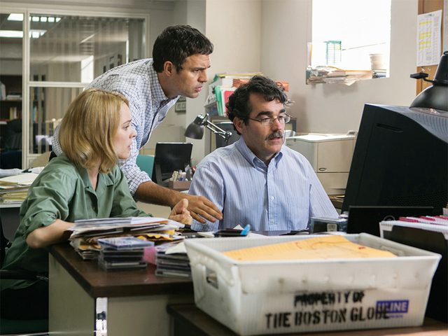 画像: New York Film Critics Online Name 'Spotlight' Best Film of the Year