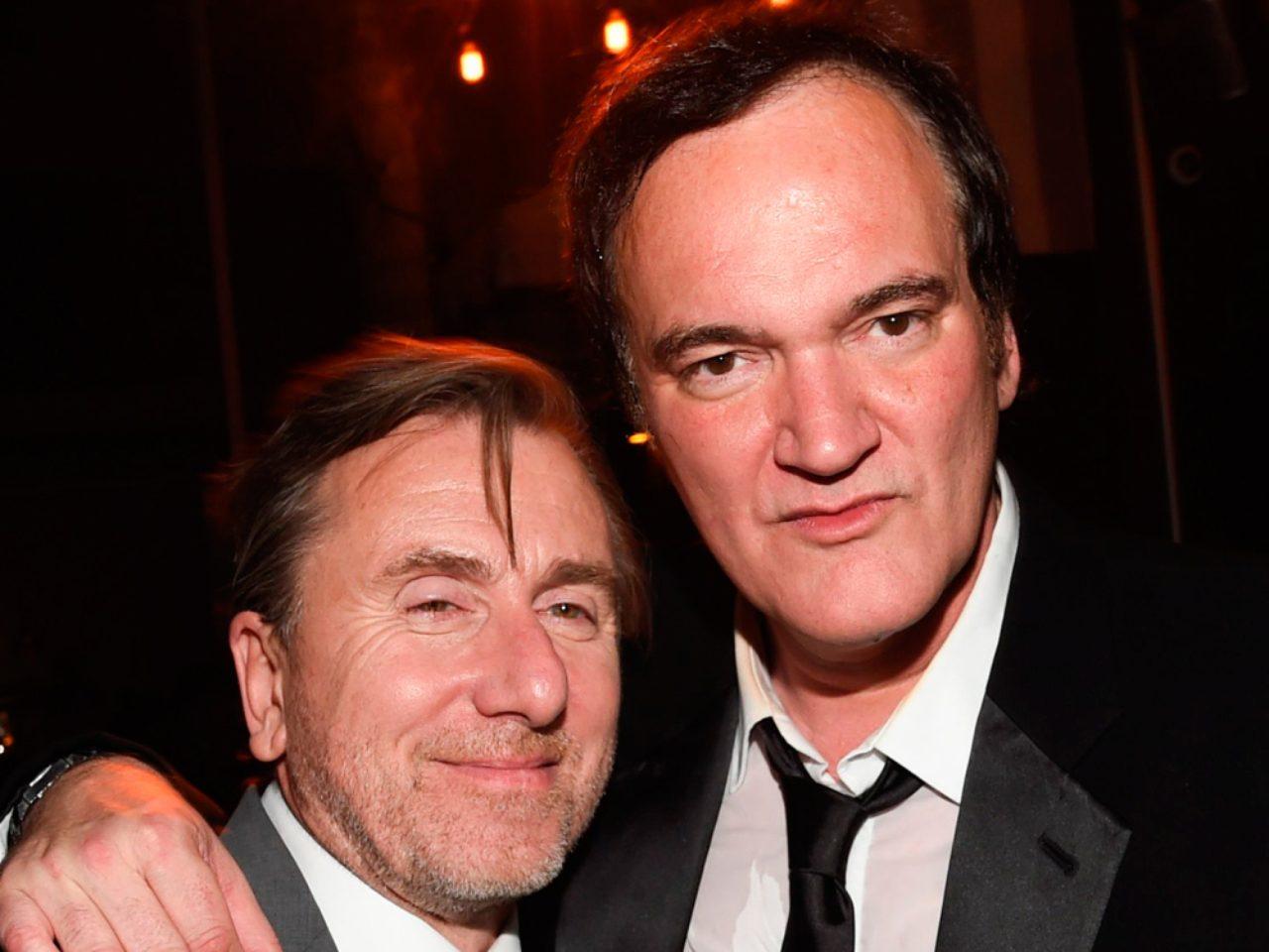 画像: Quentin Tarantino Fans Revel in 'Road Show' Debut for 'The Hateful Eight'