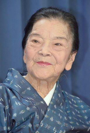 画像: 女優平良とみさん死去=沖縄の「おばぁ」役