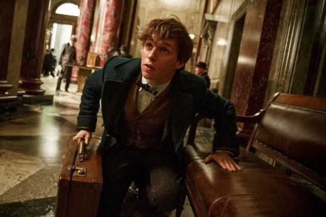 画像: シネマトゥデイ - 『ハリポタ』スピンオフ、魔法のスーツケースが物語のカギ!? 場面写真公開