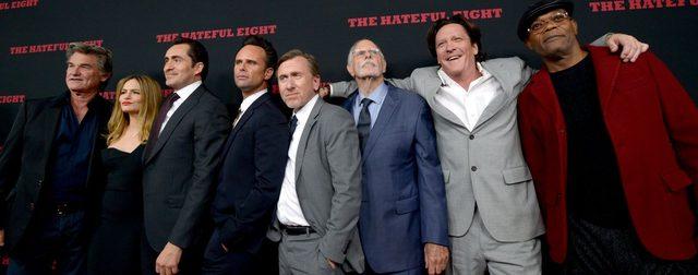 画像: 8 things we learned at the'Hateful Eight' premiere