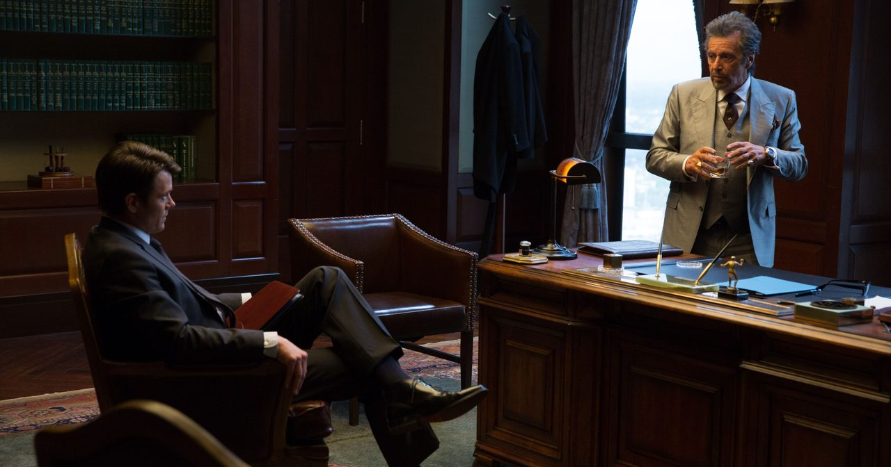 画像: Exclusive trailer: Al Pacino, Josh Duhamel tackle 'Misconduct'