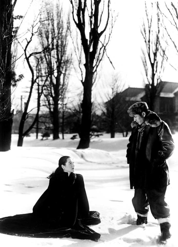 画像2: 『白痴』 1951(昭和26)年松竹作品/166分・モノクロ 製作:小出孝 企画:本木荘二郎(映画芸術協会) 原作:ドストエフスキイ 脚本:久板栄二郎、黒澤明 http://www.bunpaku.or.jp/exhi_film/