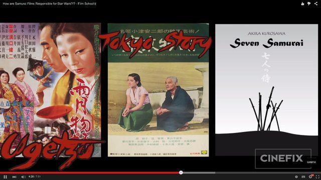 画像3: 海外動画が解いた黒澤とスターウォーズのいい関係!なるほど、こういうシーンはここから採ったのかと納得です!