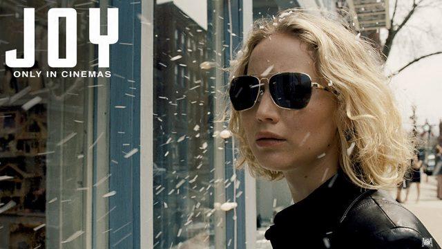 画像: JOY | Official HD Trailer #3 | 2016 youtu.be