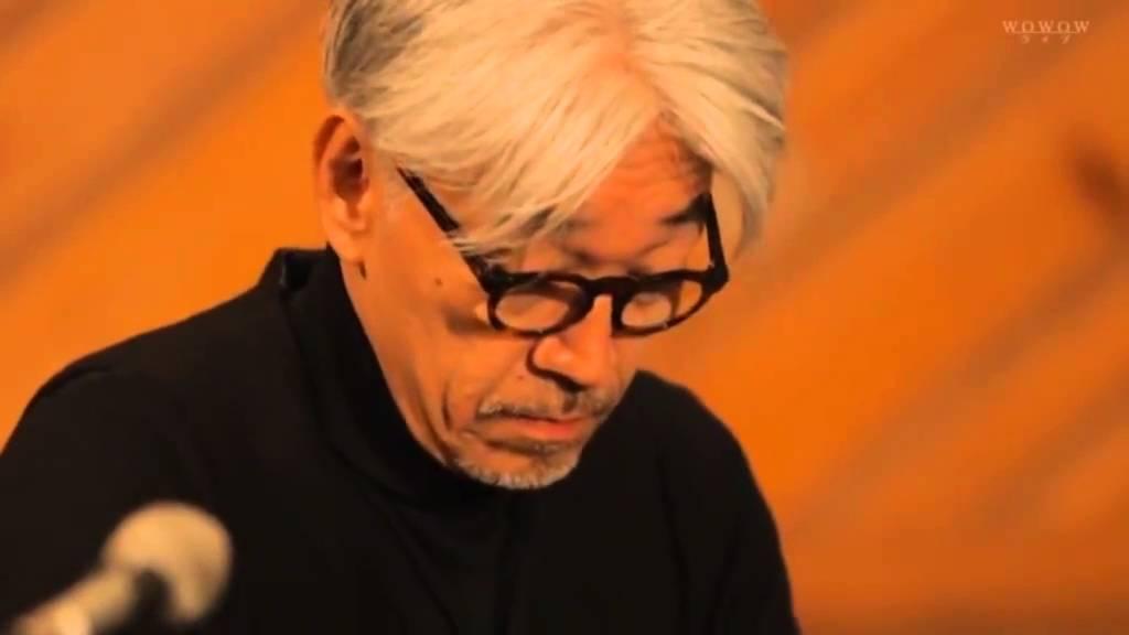 画像: Ryuichi Sakamoto - Merry Christmas Mr.Lawrence 2015/10/31 youtu.be