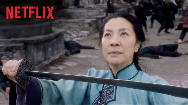 画像: ソード・オブ・デスティニー/CTHD予告編 - Only on Netflix [HD] youtu.be