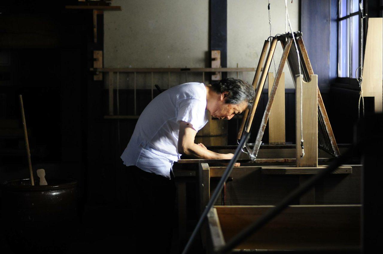 画像2: 映画初主演石倉三郎&キム・コッピ共演注目作品「つむぐもの」来年3月に公開!