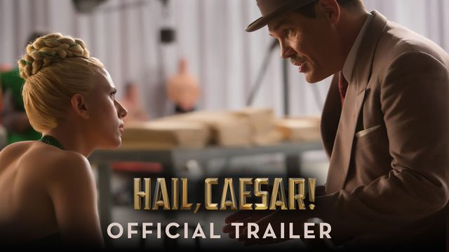画像: Hail, Caesar! - Official Trailer (HD) youtu.be