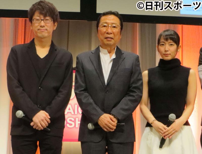 画像: 石倉三郎「明日はわが身」初主演映画で介護される役 - 映画 : 日刊スポーツ