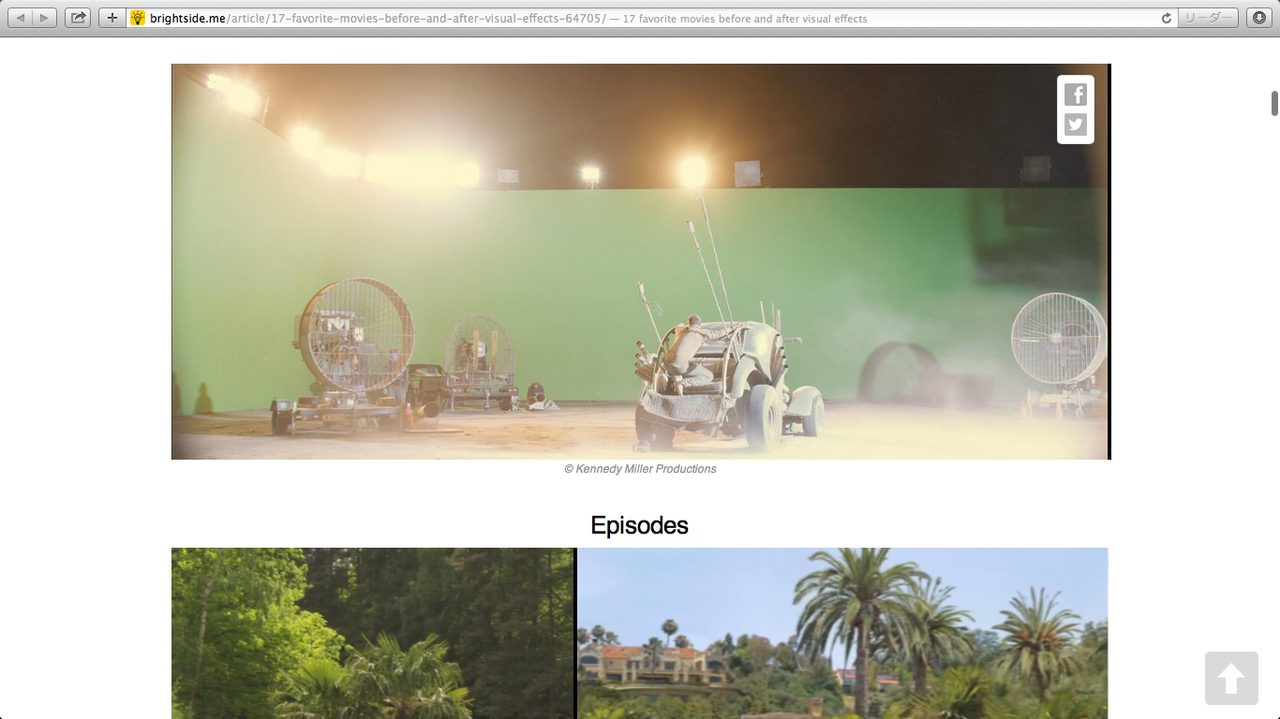 画像3: スクリーンショット 画面 http://brightside.me/article/17-favorite-movies-before-and-after-visual-effects-64705/