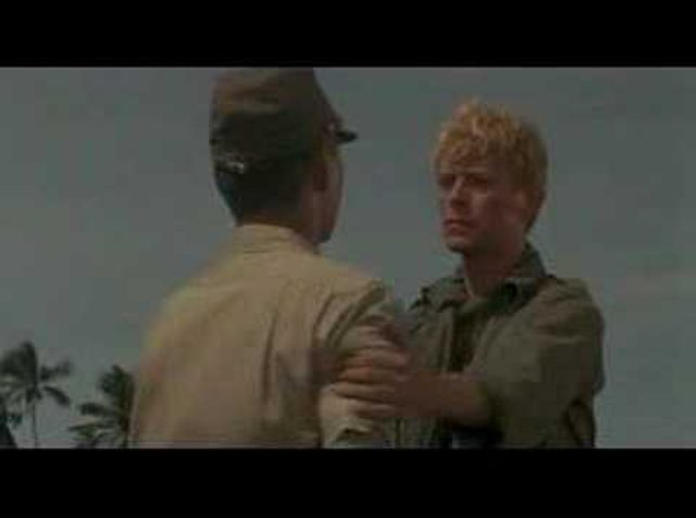 画像: Merry Christmas, mr. Lawrence: The kiss youtu.be