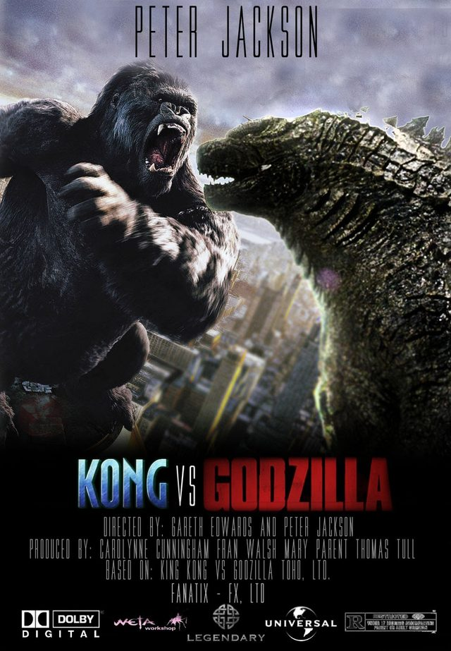 画像: King Kong Vs Godzilla Trailer (Fan-Made) youtu.be