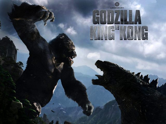 画像: An Epic King Kong Vs Godzilla Trailer & Movie News!