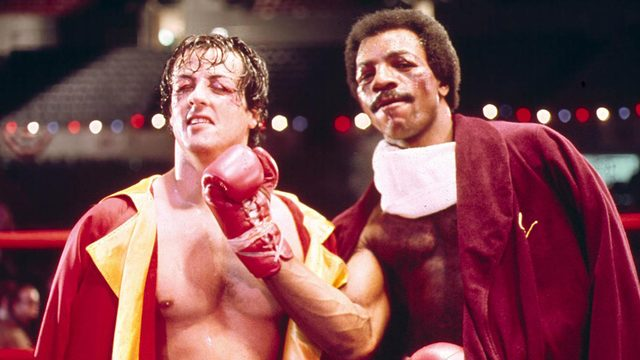画像: Sylvester Stallone Says 'Creed' Sequel Could Reunite Rocky and Apollo (EXCLUSIVE)