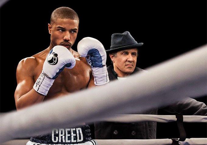 """画像: 'Creed' Sequel Is """"No Doubt"""" Says MGM CEO + Stallone Shares Story Ideas, Including Bringing Apollo Back"""