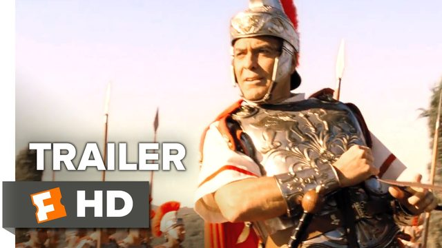 画像: Hail, Caesar! Official Trailer #2 (2016) - Scarlett Johansson, Channing Tatum Movie HD youtu.be