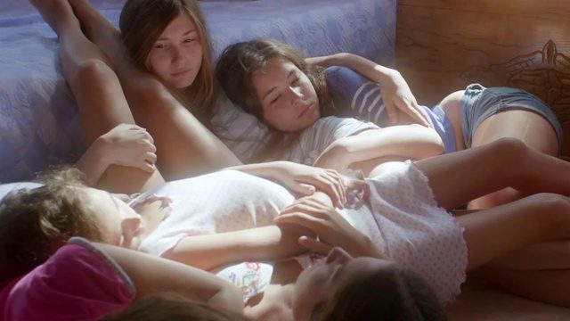 画像: MUSTANG Movie Trailer (2015) youtu.be