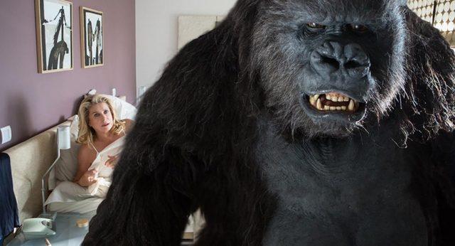画像: カトリーヌ・ドヌーブがゴリラとベッドイン?!映画『神様メール』公開決定 | シネマズ by 松竹
