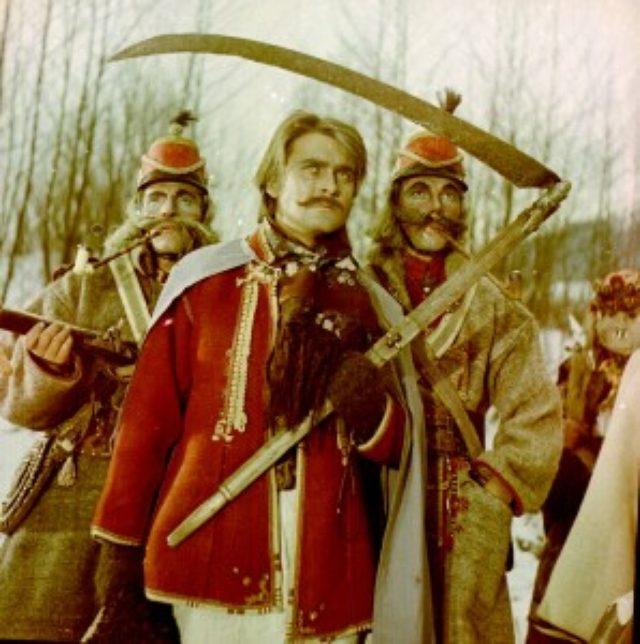 画像: 『スラム砦の伝説』(監督:セルゲイ・パラジャーノフ)