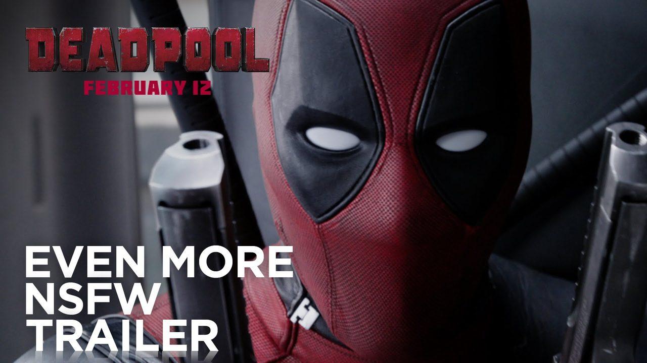 画像: Deadpool | Red Band Trailer 2 [HD] | 20th Century FOX youtu.be