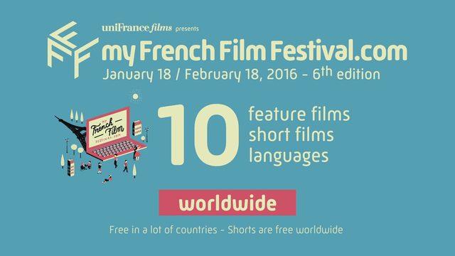 画像1: myFrenchFilmFestival - 6th edition - official trailer vimeo.com
